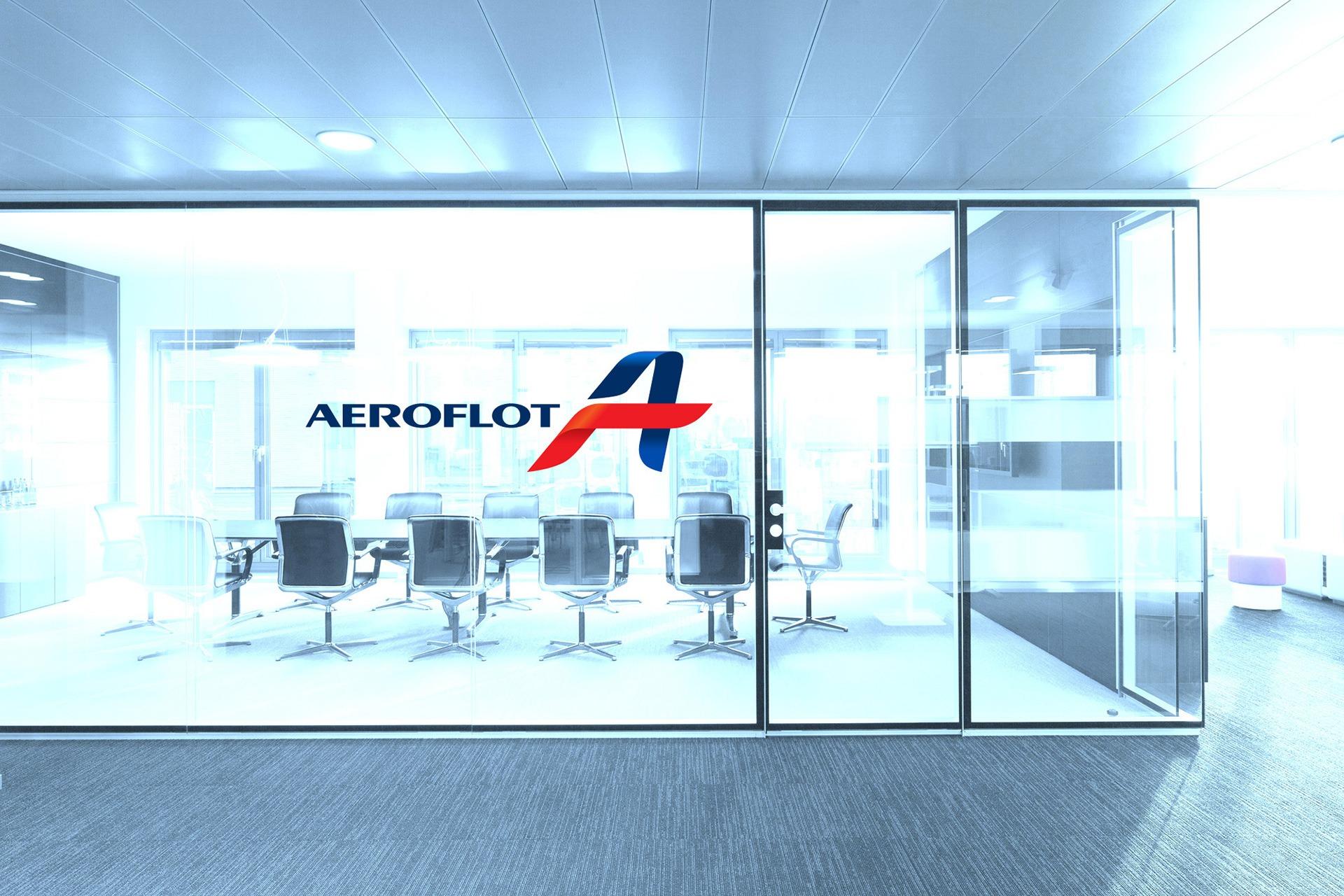 Брендинг, Фирменный стиль авиакомпании,, re-branding, ребрендинг авиакомпании, Asgard Branding, лого Аэрофлот, Aeroflot