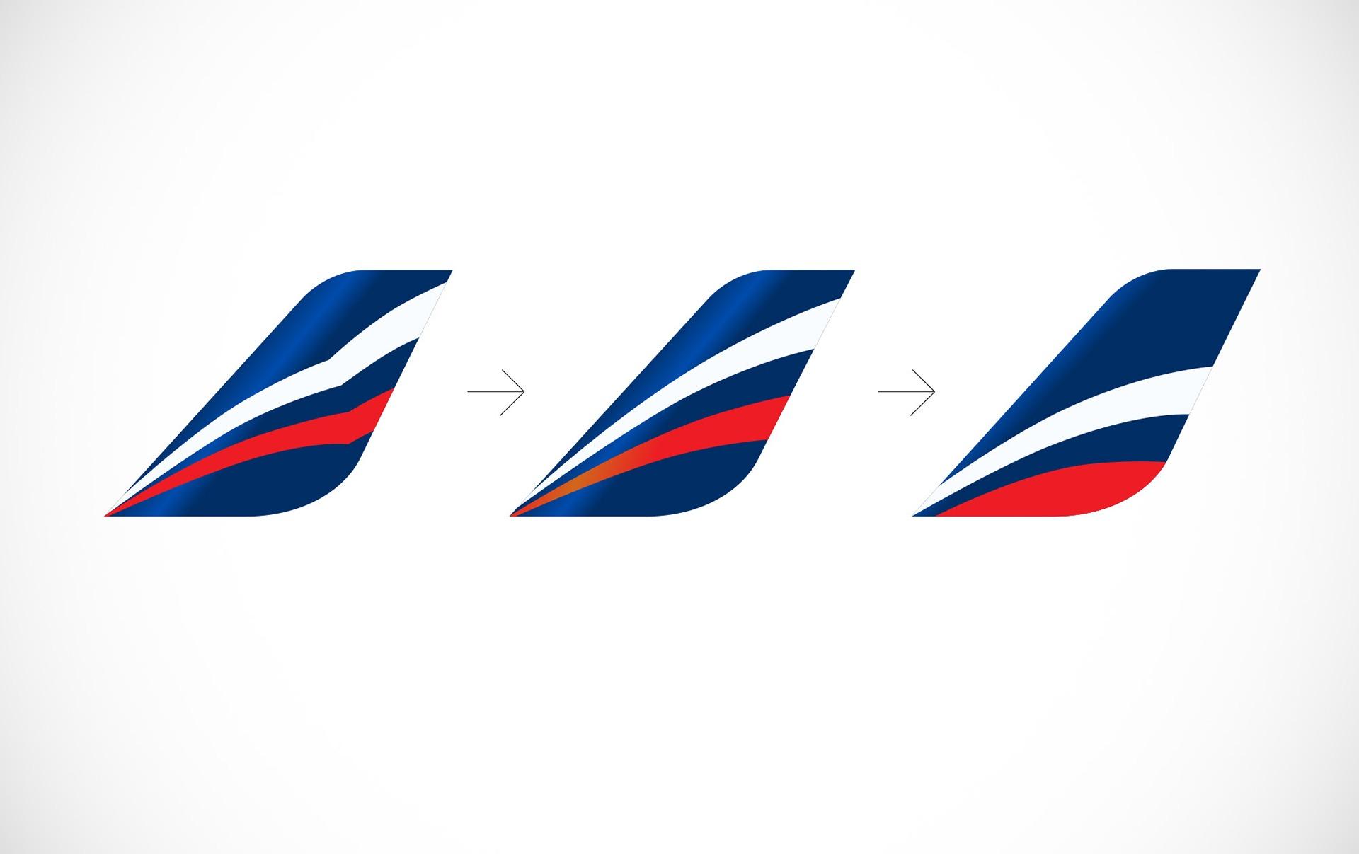 Aeroflot brand identity, брендинг авиакомпании, Asgard Branding, лого Аэрофлот, logo