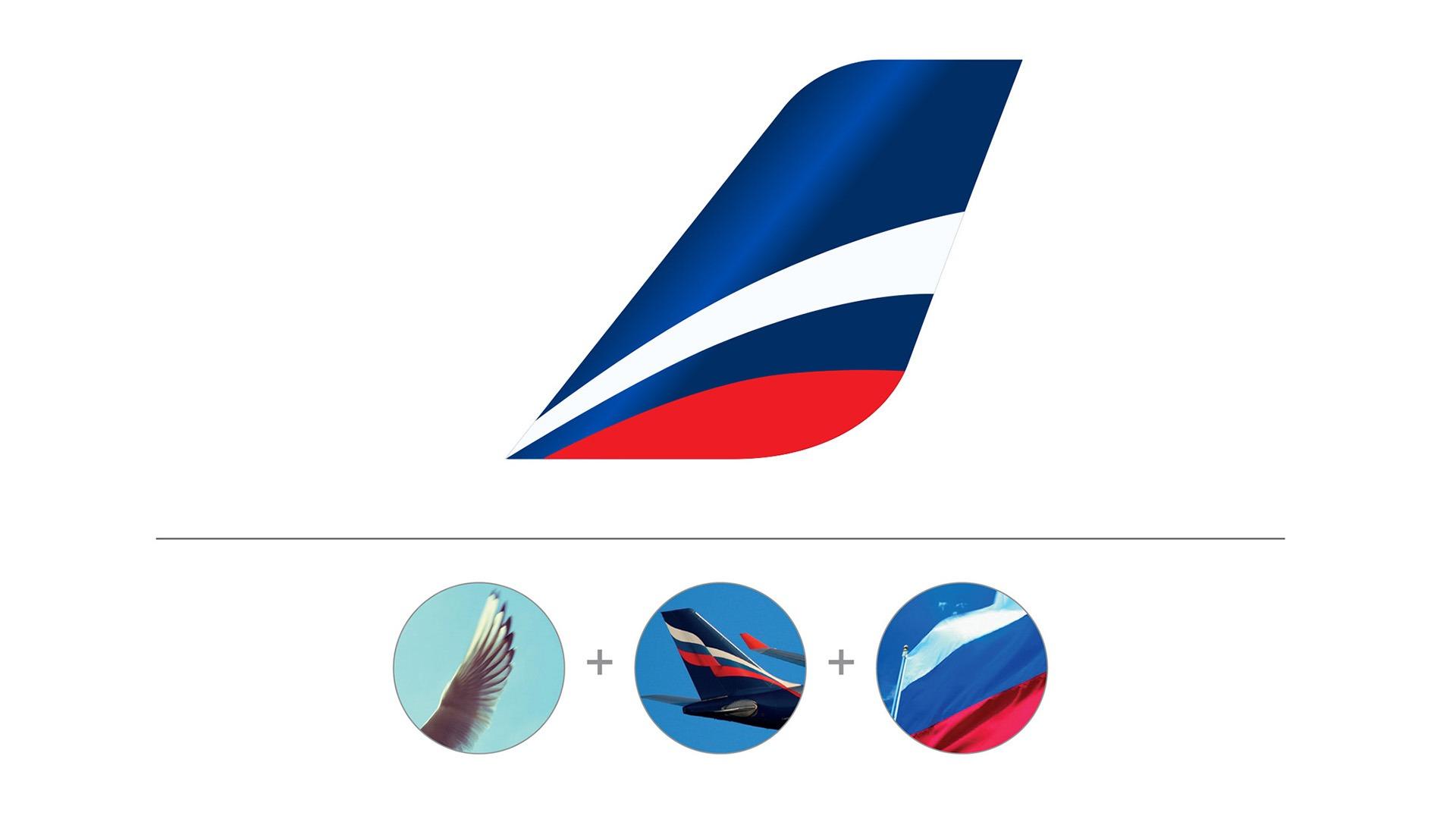 Фирменный стиль авиакомпании, re-branding, ребрендинг авиакомпании, Asgard Branding, лого Аэрофлот, Aeroflot