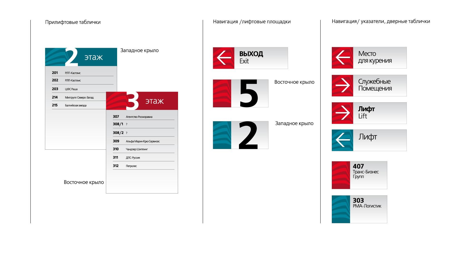 графическая навигация, бизнес-центр, балтика, singsystem, business center, baltic