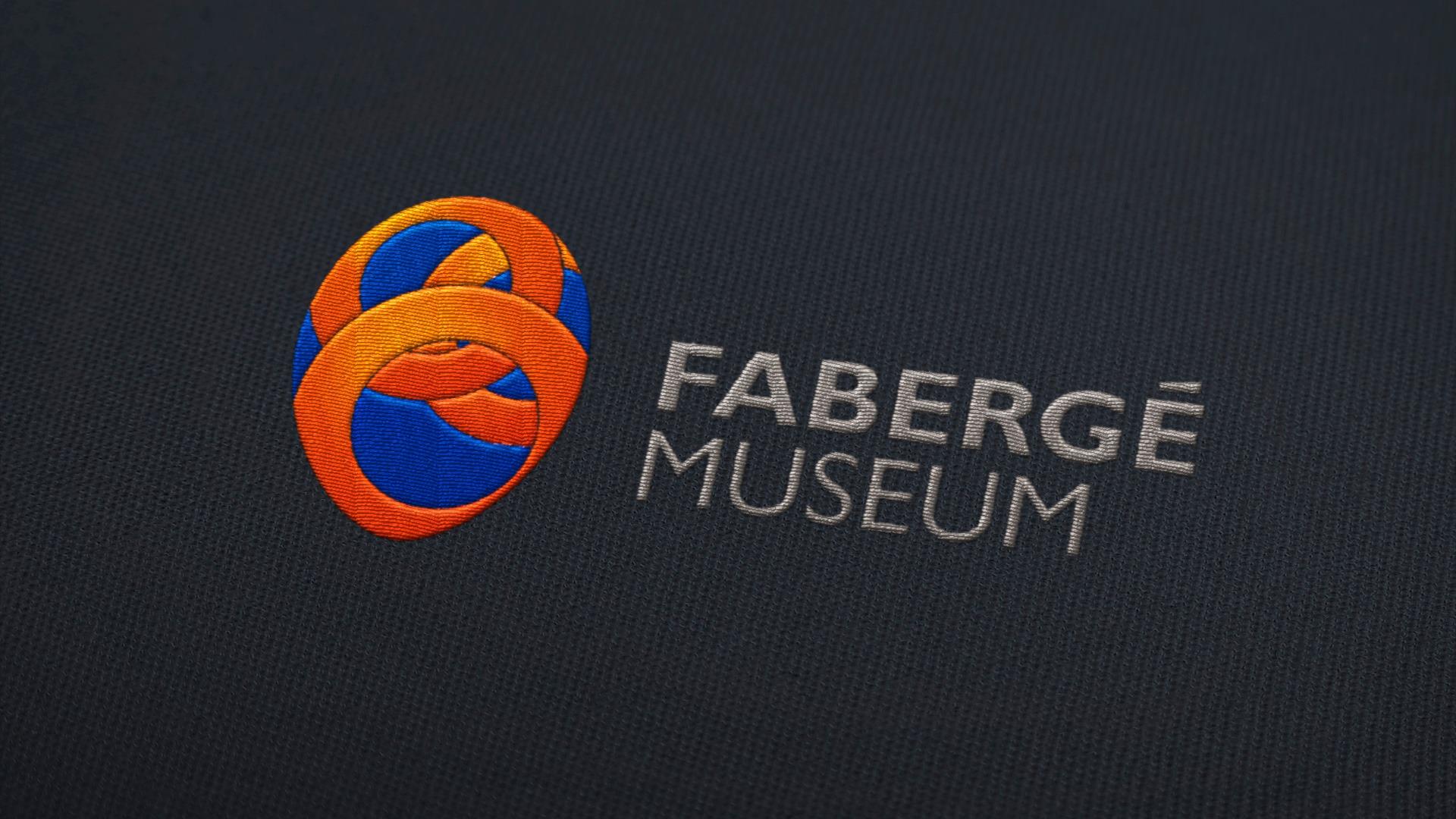 Музей Фаберже, вышивки логотипа, Асгард