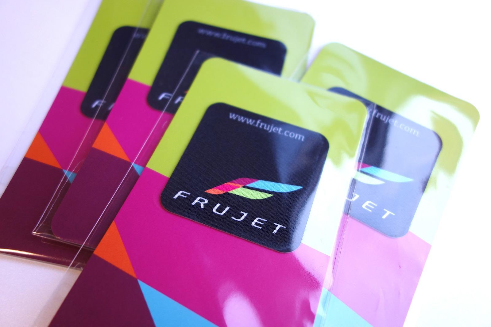 ASGARD Branding, Frujet, brand identity