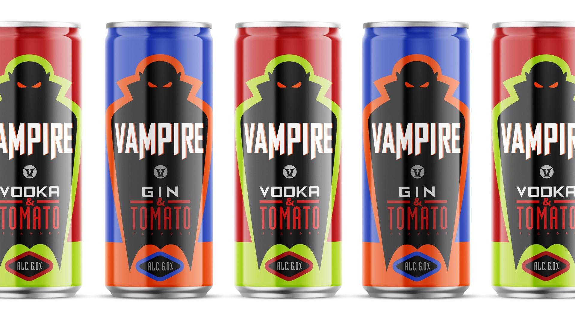 Vampire, Alkon, Asgard Branding
