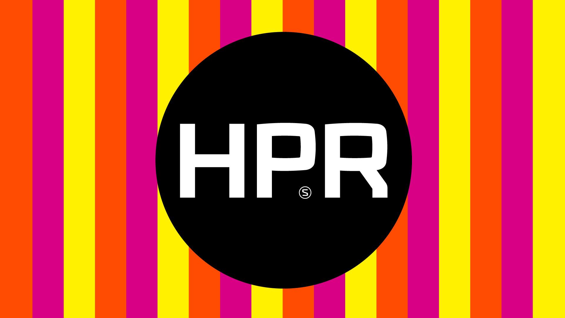 ASGARD branding, logo design, HPR, Hyper, beermix