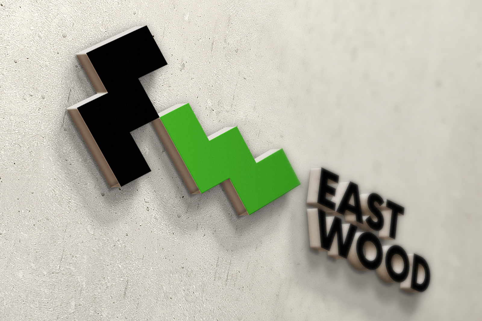 Asgard Branding, фирменный стиль, айдентика, лого, Eastwood, лес, дерево