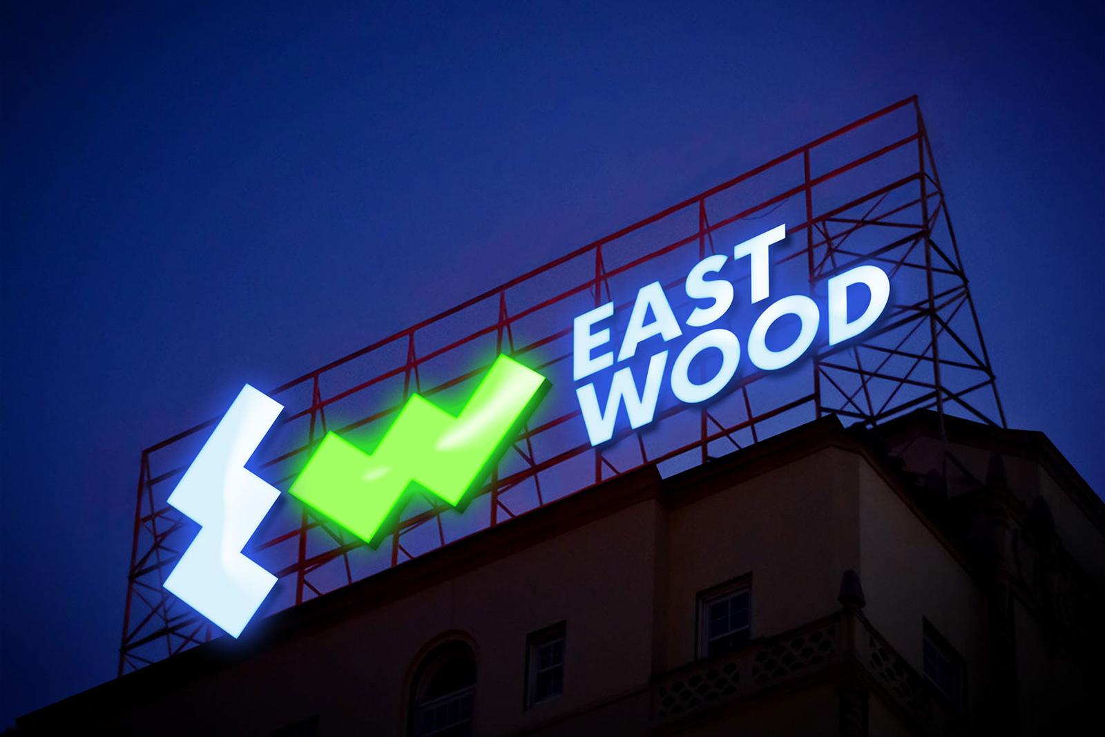 Asgard Branding, фирменный стиль, айдентика, лого, Eastwood, дизайн вывески
