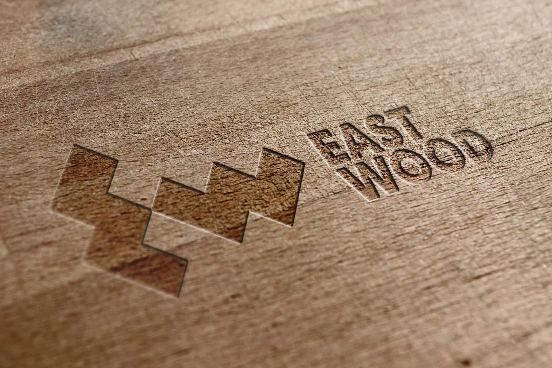 Асгард Брендинг, фирменный стиль, лого, Eastwood, дизайн, лес, дерево