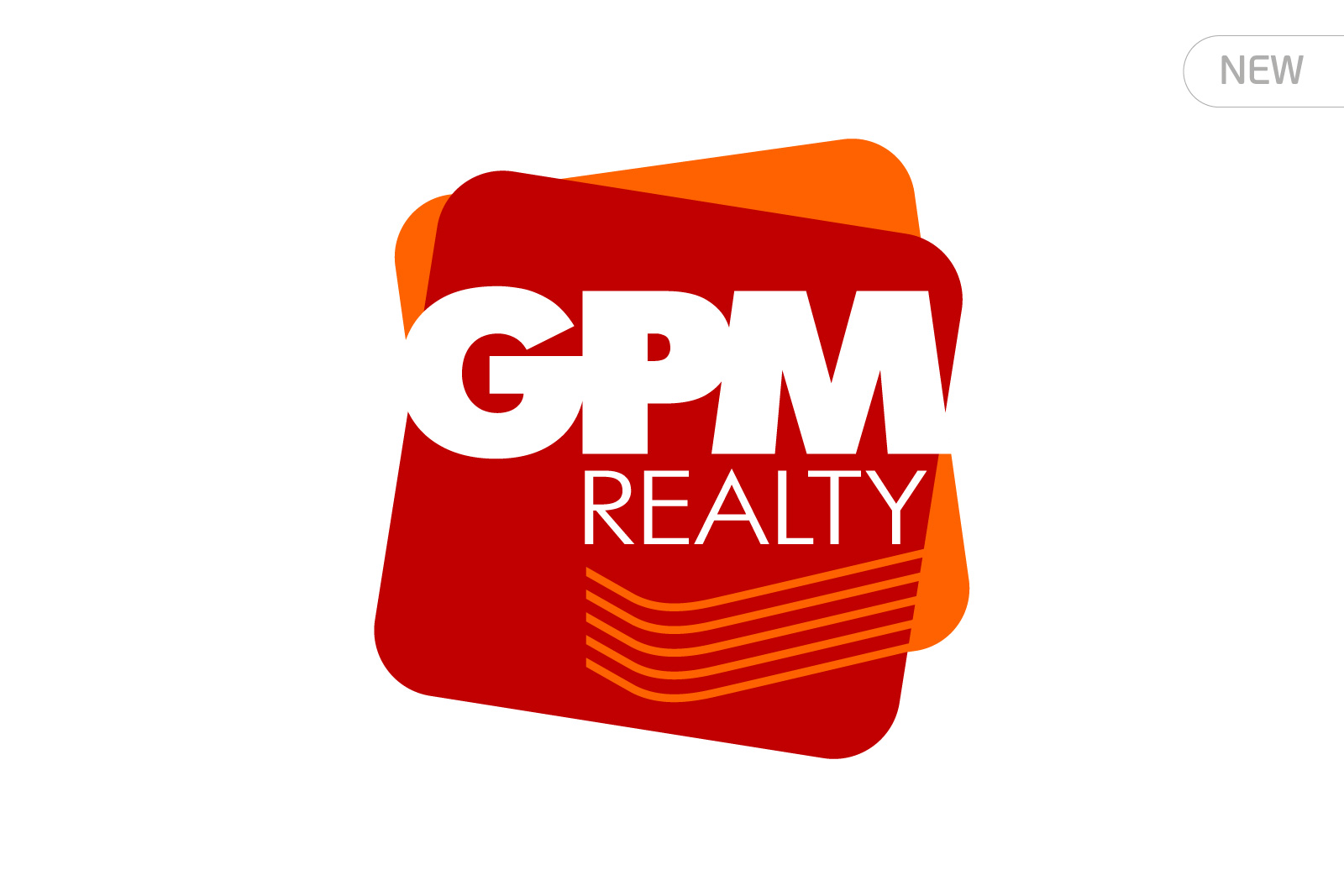 Asgard Branding, corporate identity, new logo design, GPM Realty, development branding, Uzbekistan
