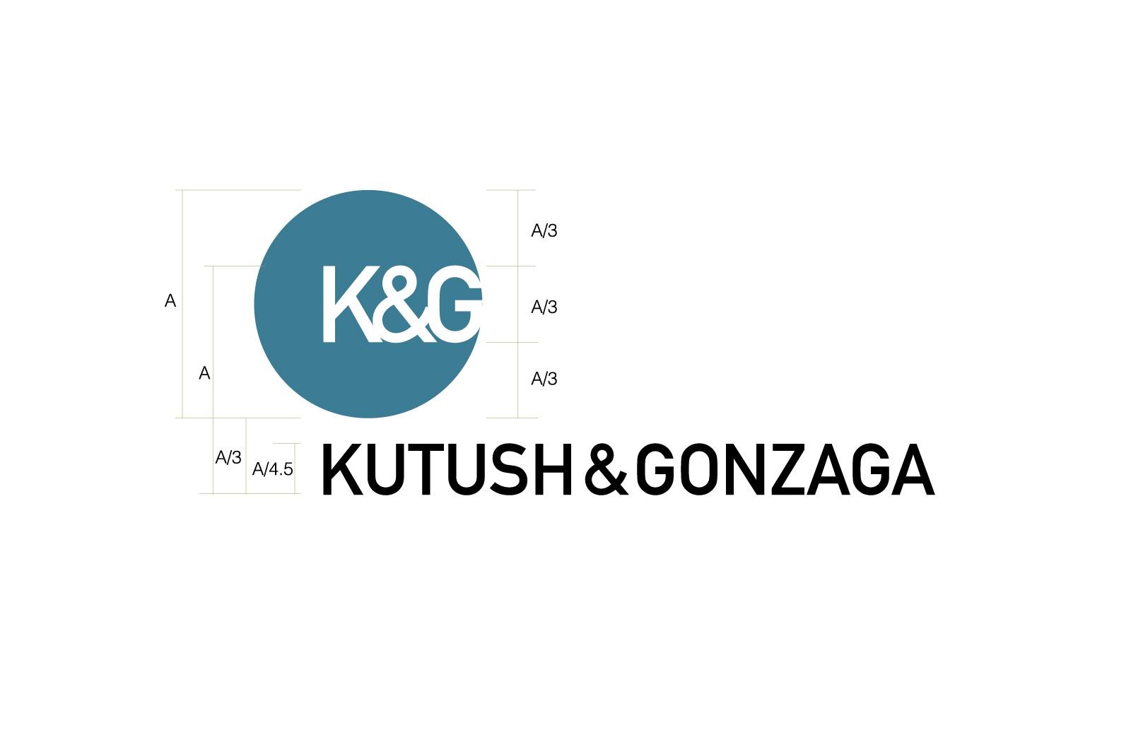Асгард Брендинг, фирменный стиль, айдентика, лого, K&G, Kutush & Gonzaga, дизайн, графический дизайн, сетка логотипа, брендинг магазина, построение логотипа, ритейл, интернет-магазин, брендинг, корпоративный стиль