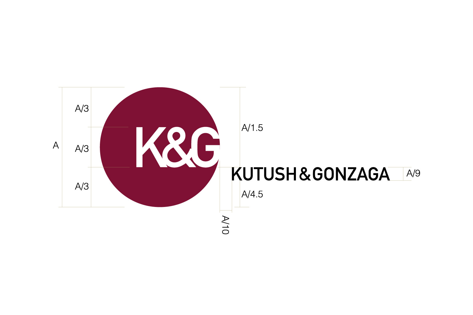 Asgard Branding, corporate identity, K&G, logo, Kutush & Gonzaga, design, store branding, retaile, branding, logo layout, Logo constuction, logo configuration, logo guide, guidelines