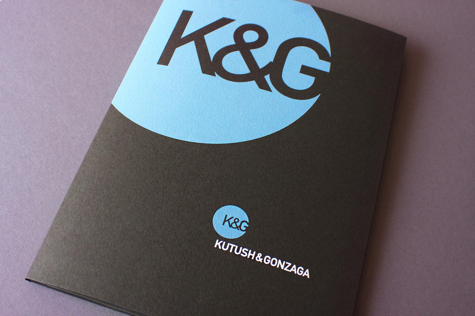 Асгард Брендинг, фирменный стиль, айдентика, лого, K&G, Kutush & Gonzaga, дизайн, графический дизайн, брендинг магазина, ритейл, интернет-магазин, брендинг, корпоративный стиль, брендинг корпоративной папки