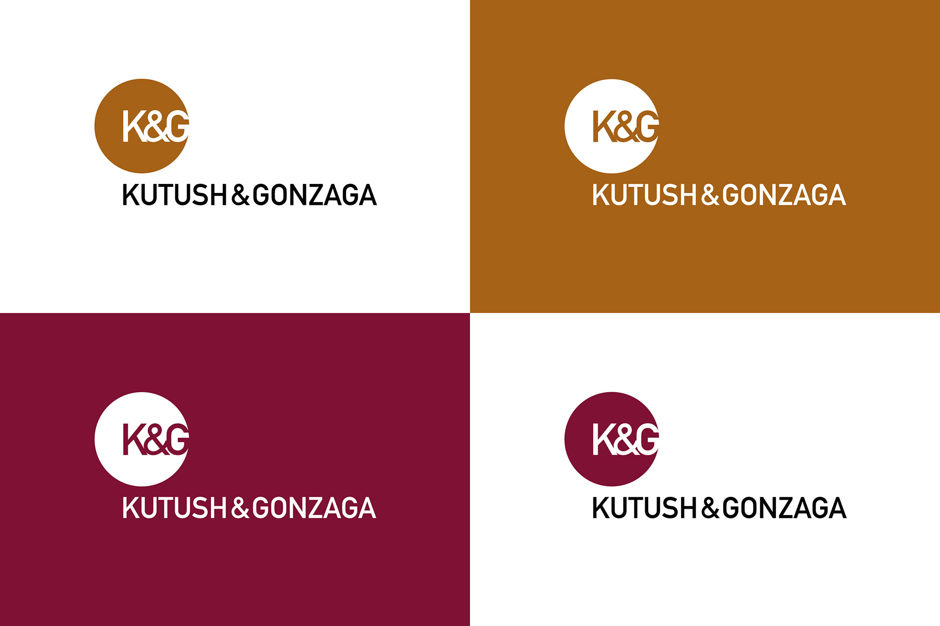 Асгард Брендинг, фирменный стиль, айдентика, лого, K&G, Kutush & Gonzaga, дизайн, графический дизайн