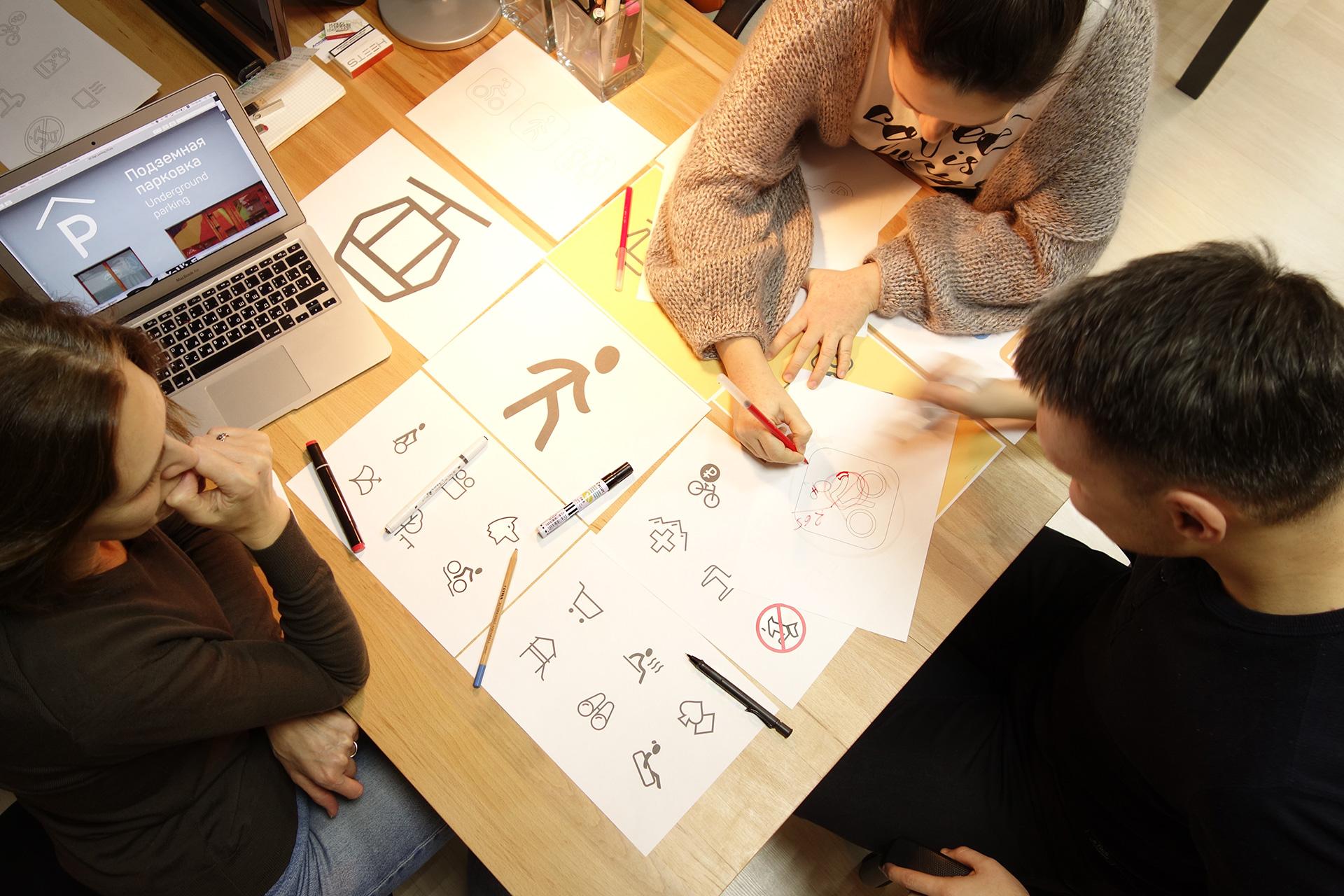 Асгард Брендинг, Курорт Красная Поляна, ребрендинг, графический дизайн, средовой дизайн, система графической навигации, Asgard Branding, signagesystem, Krasnaya Polyana resort, re-branding